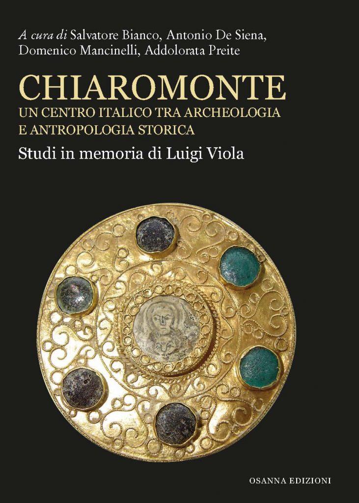 Chiaromonte. Un centro italico...